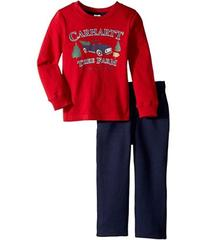 Carhartt Holiday Two-Piece Gift Set (Toddler)