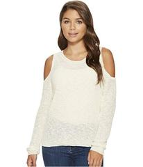 Roxy Unlimited Travel Cold Shoulder Sweater