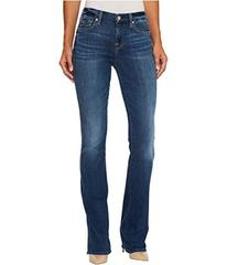 7 For All Mankind Kimmie Bootcut in Stunning Bleek