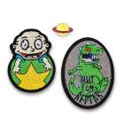 Rugrats Pin & Patches Set