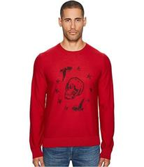 Just Cavalli Skeleton Sweater