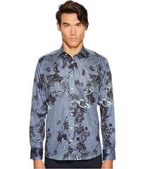 Etro Printed Button Down Shirt