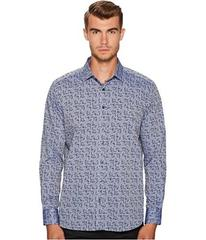 Etro Paisley Button Down Shirt