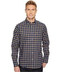 Nautica Long Sleeve Large Plaid Shirt