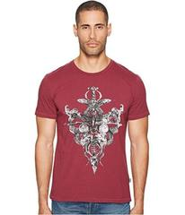 Just Cavalli Skeleton T-Shirt