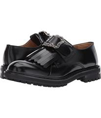 Alexander McQueen Hopper Punk Buckle Shoe