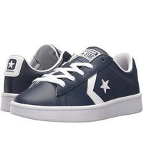 Converse PL 76 Foundational Leather Ox (Little Kid