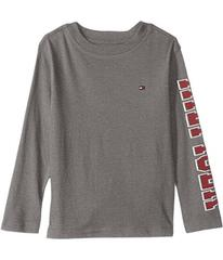 Tommy Hilfiger Kids Dustin-Bex Jersey Long Sleeve