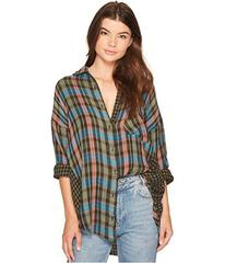 Free People One of the Guys Button Down