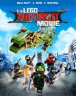 LEGO Ninjago Movie (Blu-Ray + DVD + Digital)