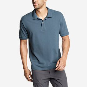 Men's Classic Field Pro Short-Sleeve Polo Shir