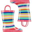 Carter's Striped Rain Boots