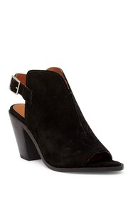 Frye Courtney Sling Block Heel