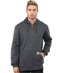 Carhartt MW Hooded Zip Front Sweatshirt
