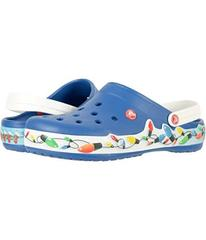 Crocs Crocband Holiday Lights Clog
