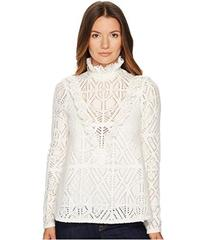 See by Chloe Lacey Jersey Long Sleeve Top