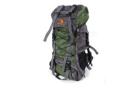 55L Outdoor Waterproof Hiking Camping Backpack