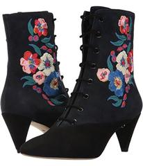 Tory Burch Cassidy 45mm Lace-Up Embellished