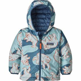 Patagonia Reversible Down Sweater Hoodie - Infant