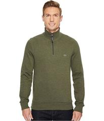 Lacoste Rib Interlock 1/2 Zip