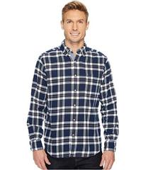 Nautica Long Sleeve Flannel Plaid Shirt