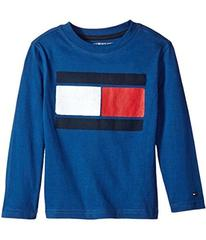 Tommy Hilfiger Kids Tommy Flag-Bex Jersey Long Sle
