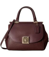 COACH Mixed Leather Drifter Carryall