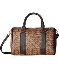 Rampage Signature Satchel with Front Pocket