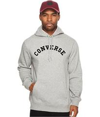 Converse Quilted Panel Pullover Hoodie