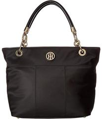 Tommy Hilfiger The Signature Smooth Nylon Tote