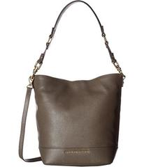 Tommy Hilfiger Maisie Pebble Leather Convertible B