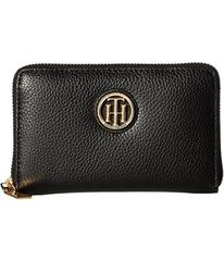 Tommy Hilfiger The Serif Signature Pebble Leather