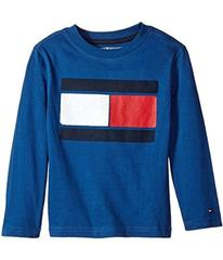 Tommy Hilfiger Tommy Flag-Bex Jersey Long Sleeve T