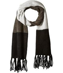 Vince Camuto Color Block Knit Scarf