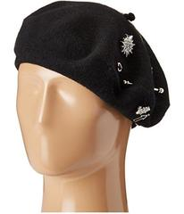 Echo Design Pin Beret