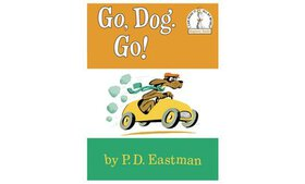 I Can Read It All By Myself P.D. Eastman Go, Dog.