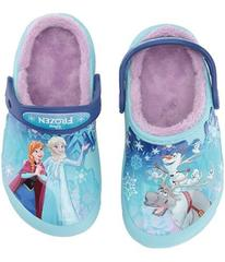 Crocs Kids FunLab Lined Frozen Clog (Toddler/Littl