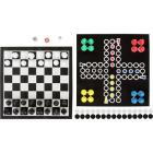 Outside Inside Backpack 5-in-1 Magnetic Game Set