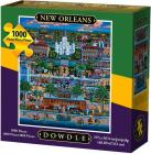 Dowdle Jigsaw Puzzle - New Orleans - 1000 Piece