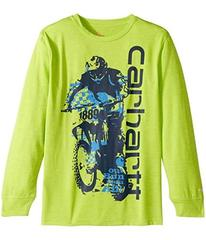 Carhartt Force Motocross Tee (Big Kids)