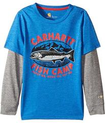 Carhartt Force Fish Camp Tee (Little Kids)