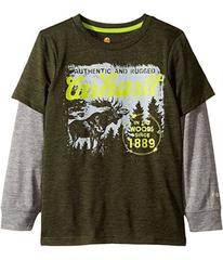 Carhartt Force In the Woods Tee (Little Kids)