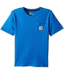 Carhartt Short Sleeve Pocket Tee (Big Kids)