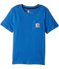 Carhartt Short Sleeve Pocket Tee (Little Kids)