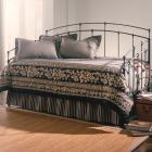 Fenton Complete Metal Daybed with Link Spring and