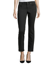 Eileen Fisher Cozy Stretch Skinny Jeans, Petite