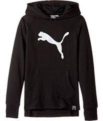 Puma Cotton French Terry Hoodie - Cotton/Poly (Big