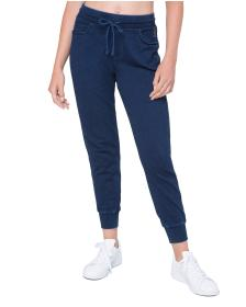 Juicy Couture Indigo Denim French Terry Pant