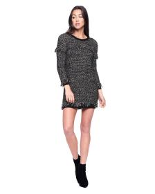Juicy Couture Space Dye Sweater Dress
