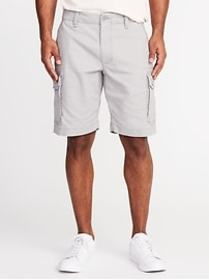 Lived-In Built-In Flex Cargo Shorts for Men - 10-i